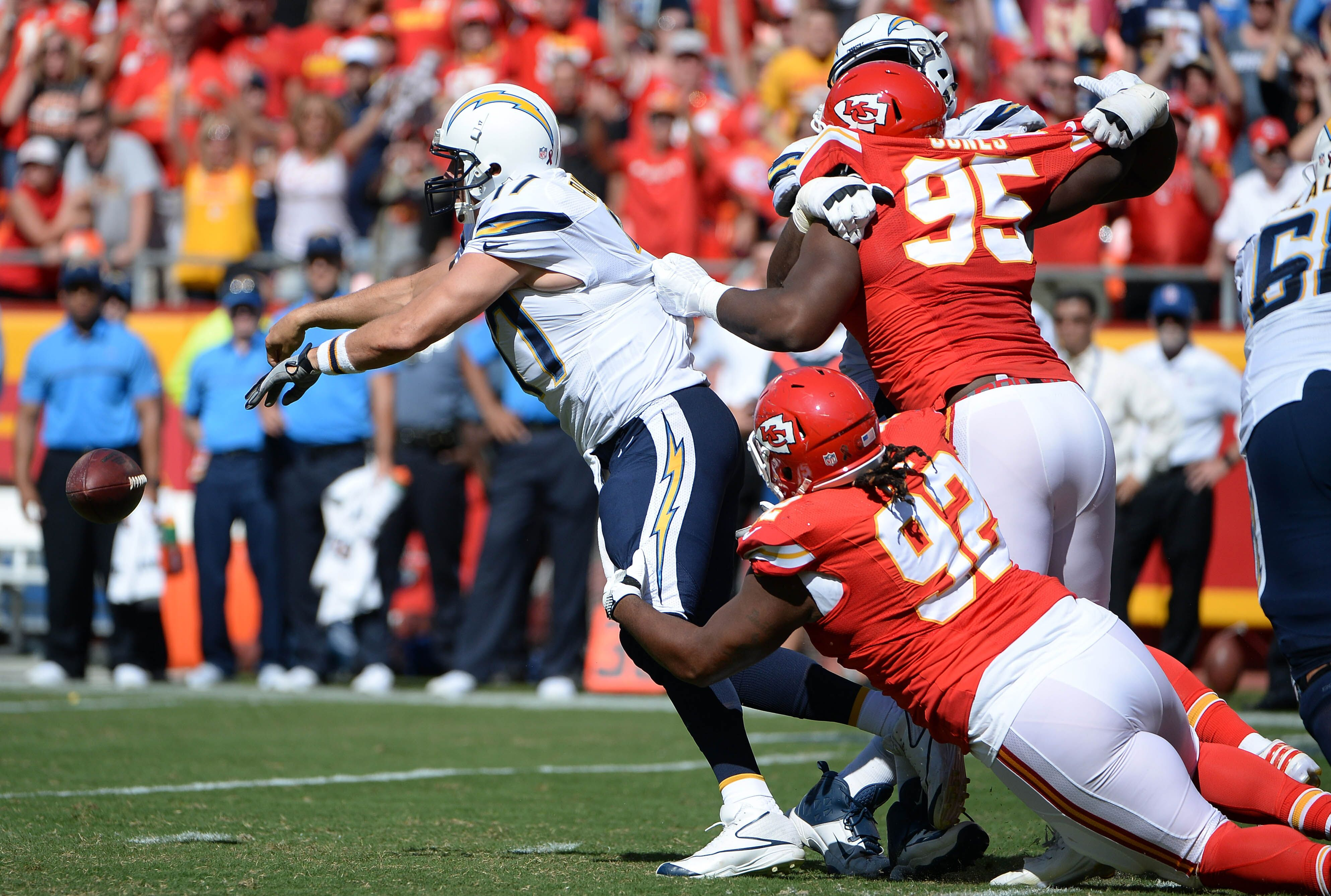 Why The Chiefs Are Allowing Dontari Poe To Hit Free Agency