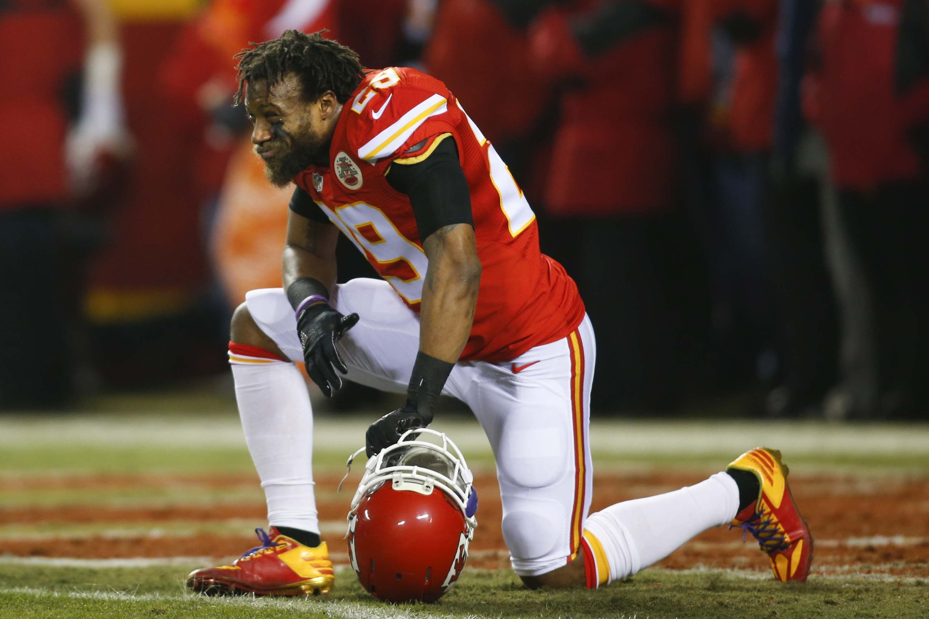 Chiefs rumors How much will it take to keep Eric Berry