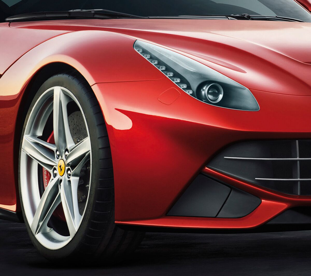 In The Works: Ferrari F12 Speciale Means Less Weight And