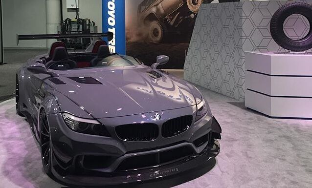 Sema 2015 Bulletproof Automotive S Z4 Gt Is A Coachworks