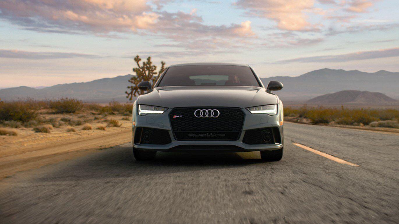 Audi Rs7 Performance Quot Tear Drop Quot Video