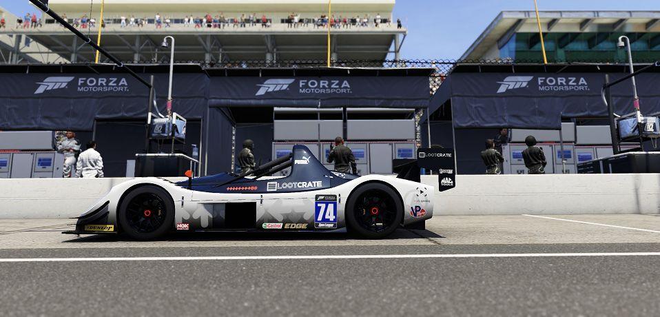 eSports Car of the Week Radical SR8 RX
