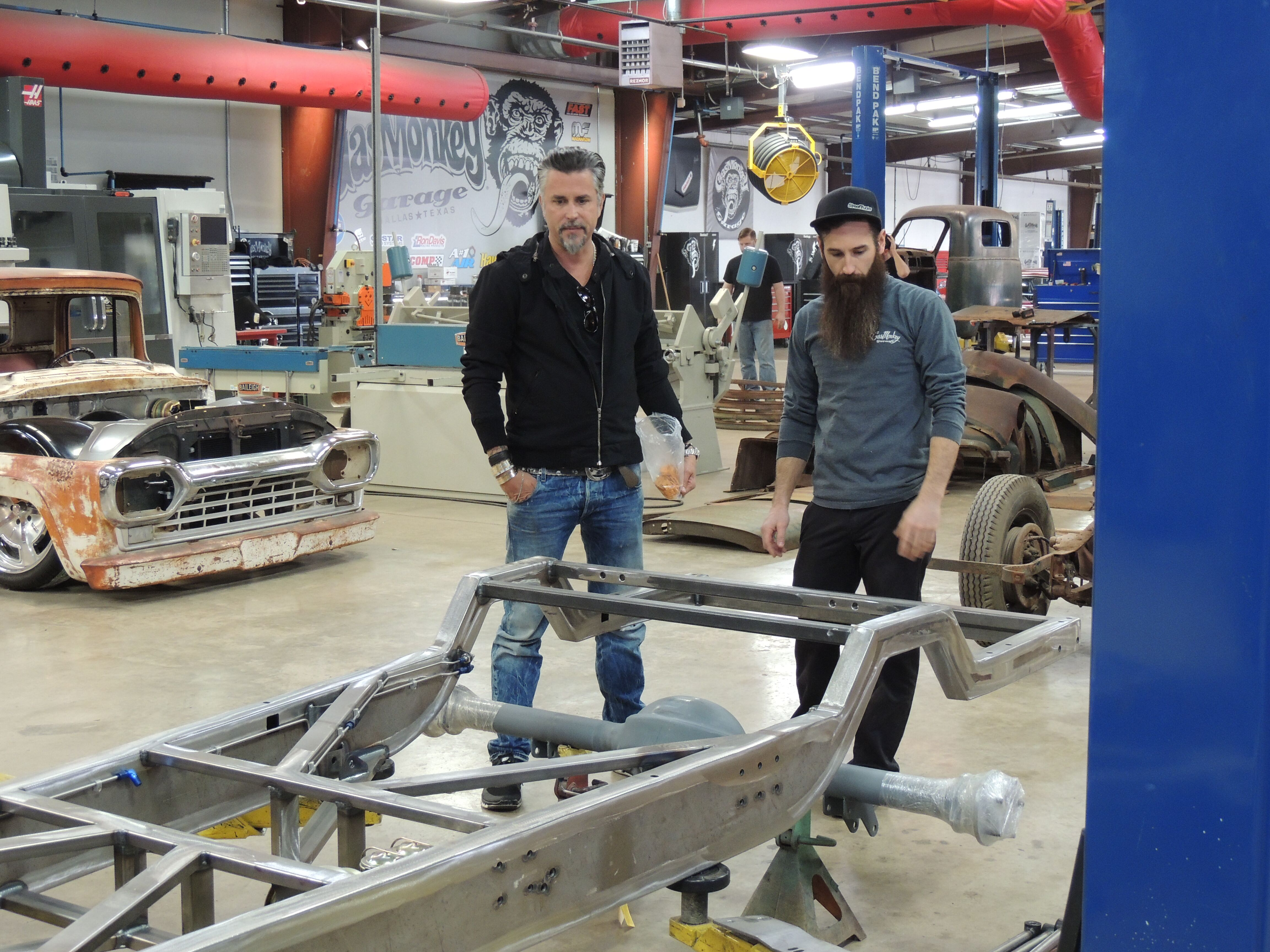 Street Outlaws Challenges Fast N Loud Crew!