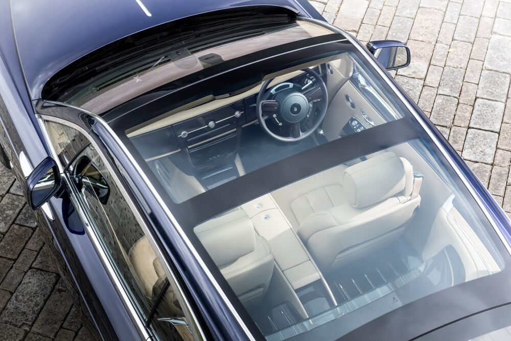 rolls royce sweptail: the $12.8 million, world's most expensive new car