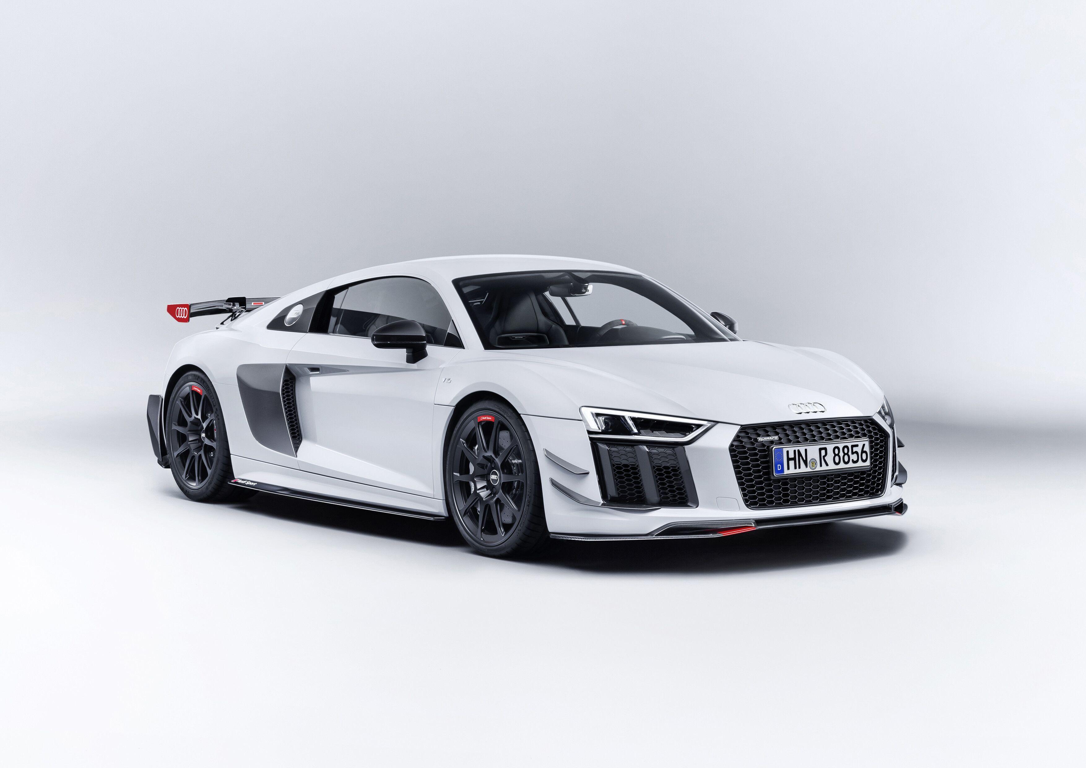 Audi R8 Audi Sport Performance Parts Art Of Gears