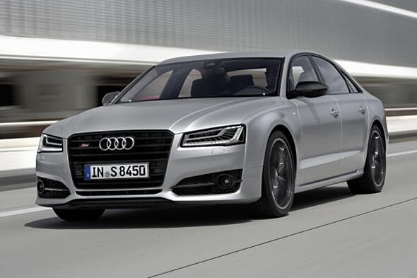 Audi S Plus Packs A Whopping HP Art Of Gears - Audi all series list