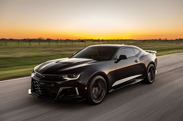 Hennessey's 1000 hp THE EXORCIST Camaro ZL1 To Battle The Dodge ...