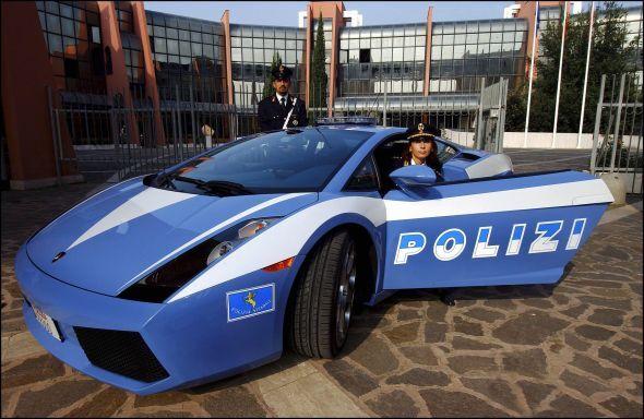 Lamborghini Huracan Did Police Deploy Supercar In Chase