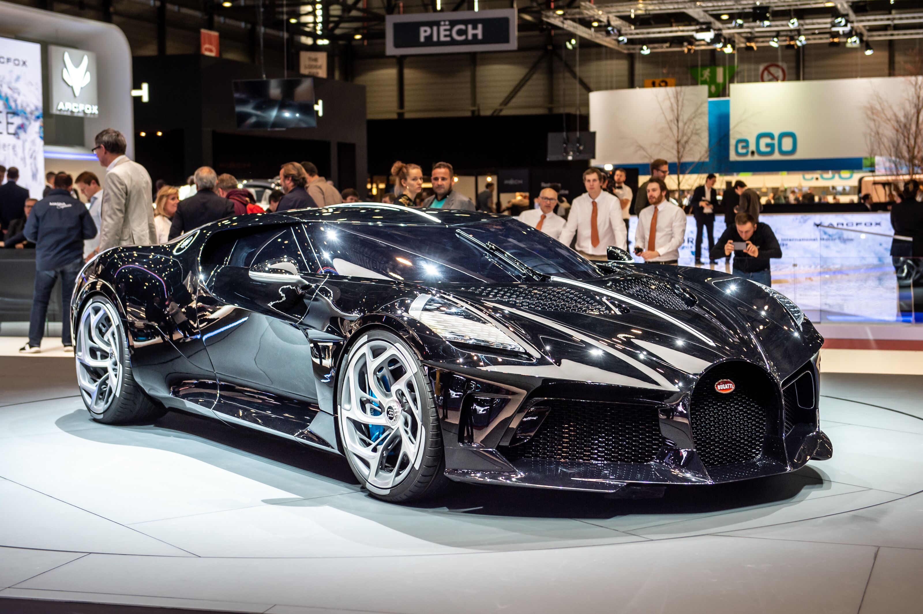 The Eight Best Looking Hypercars from This Decade