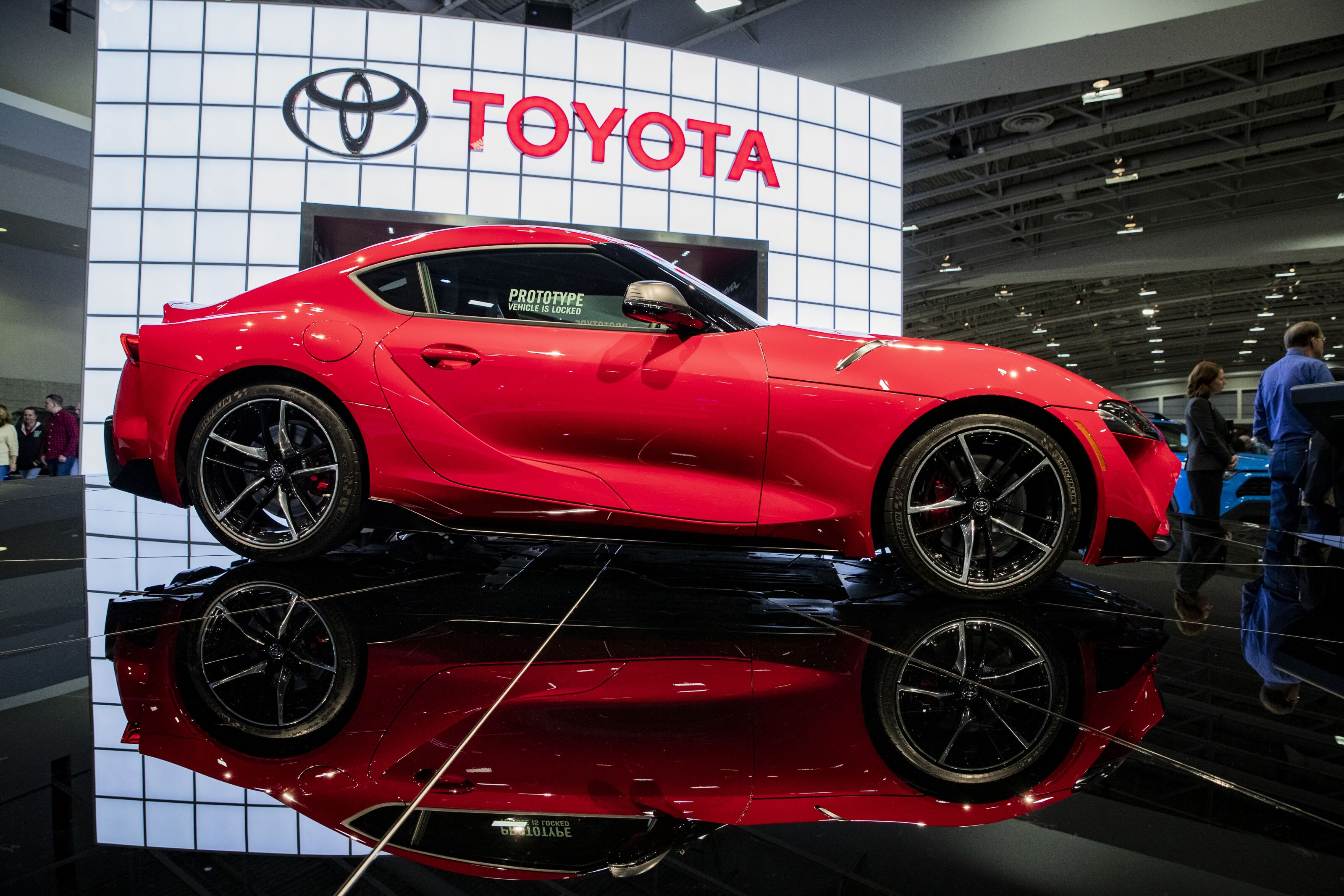 "The New Supra ""Heritage Edition"" Concept Should be the Production Supra"