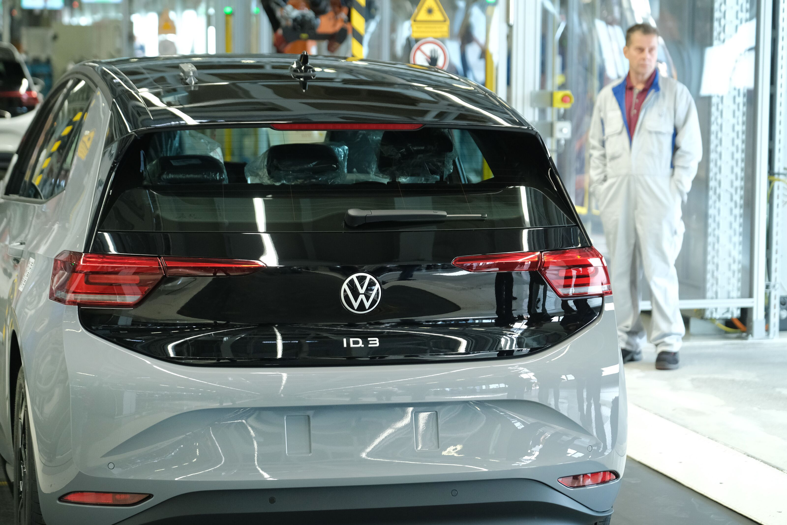 Commencing of ID.3 Production Heralds New Age for Volkswagen