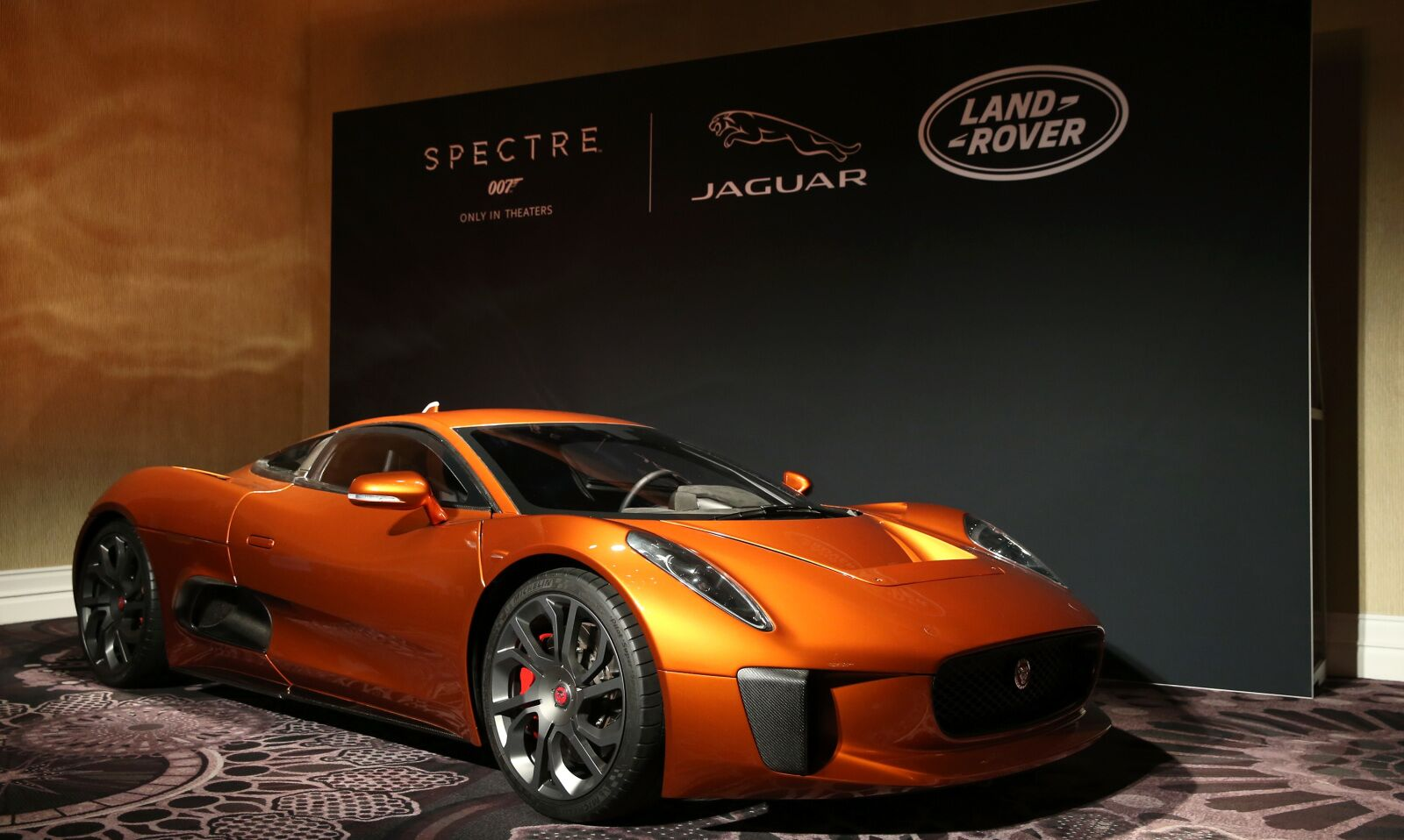 You Could Own a Bond Villain's Ride: Jaguar C-X75 to be Auctioned by RM Sotheby's