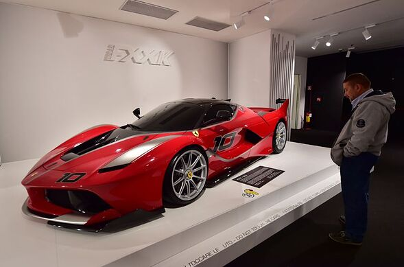 ferrari fxx k dubai dealer is selling two units of the track only hypercar. Black Bedroom Furniture Sets. Home Design Ideas