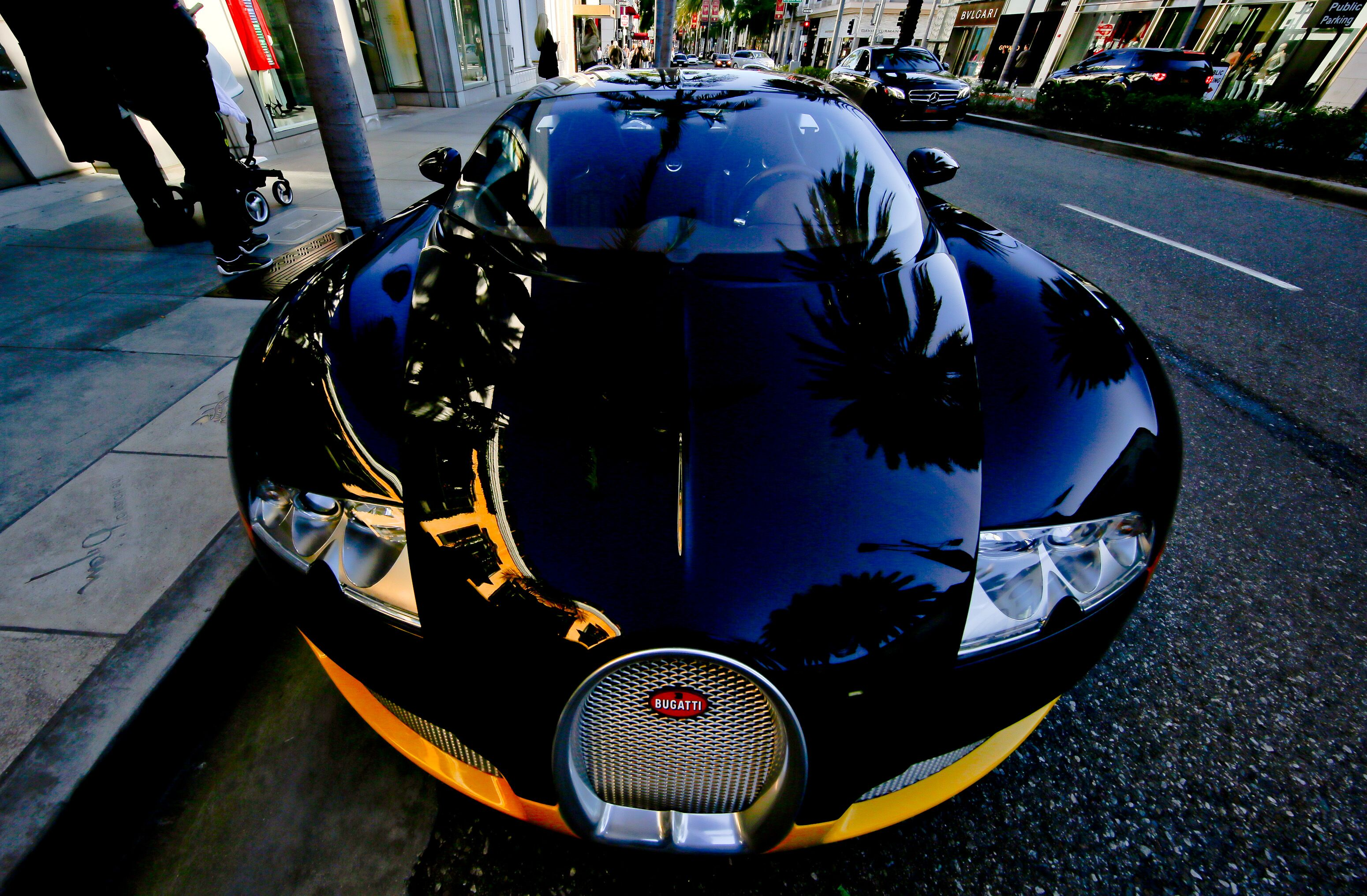 Bugatti Veyron Top 5 Special Editions Of The Quintessential Hypercar