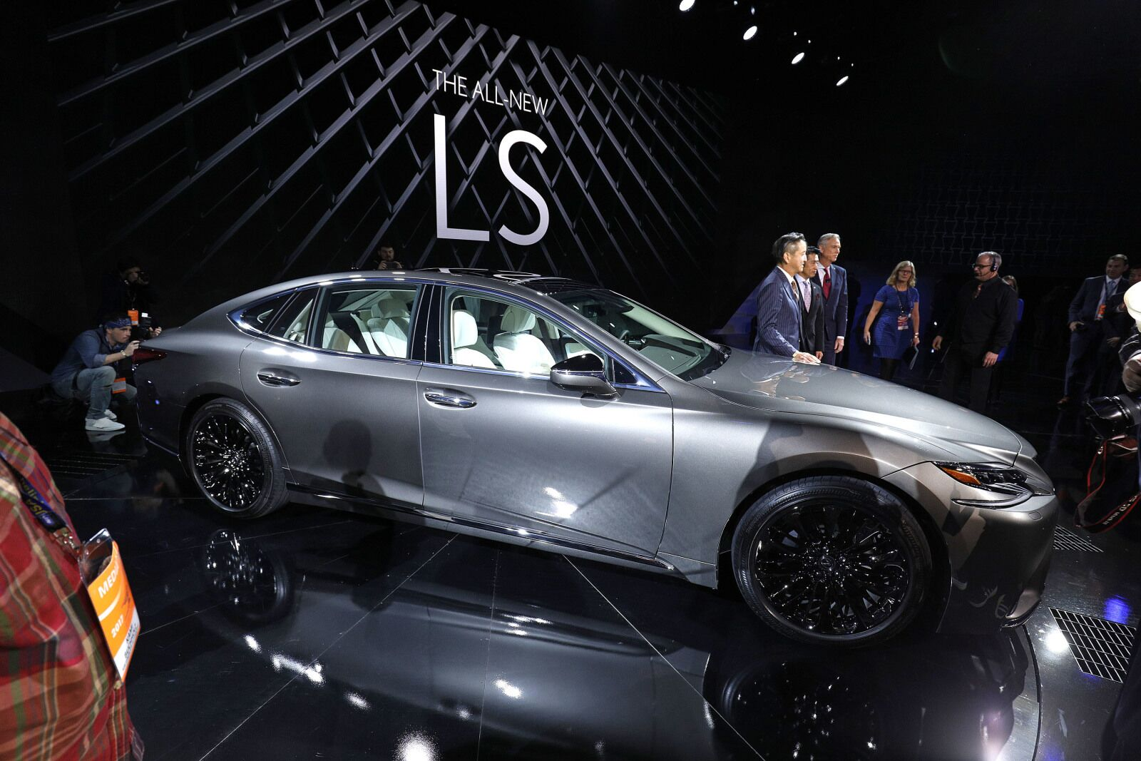2019 Lexus LS 500 F Sport AWD Review (In It's Most Expensive
