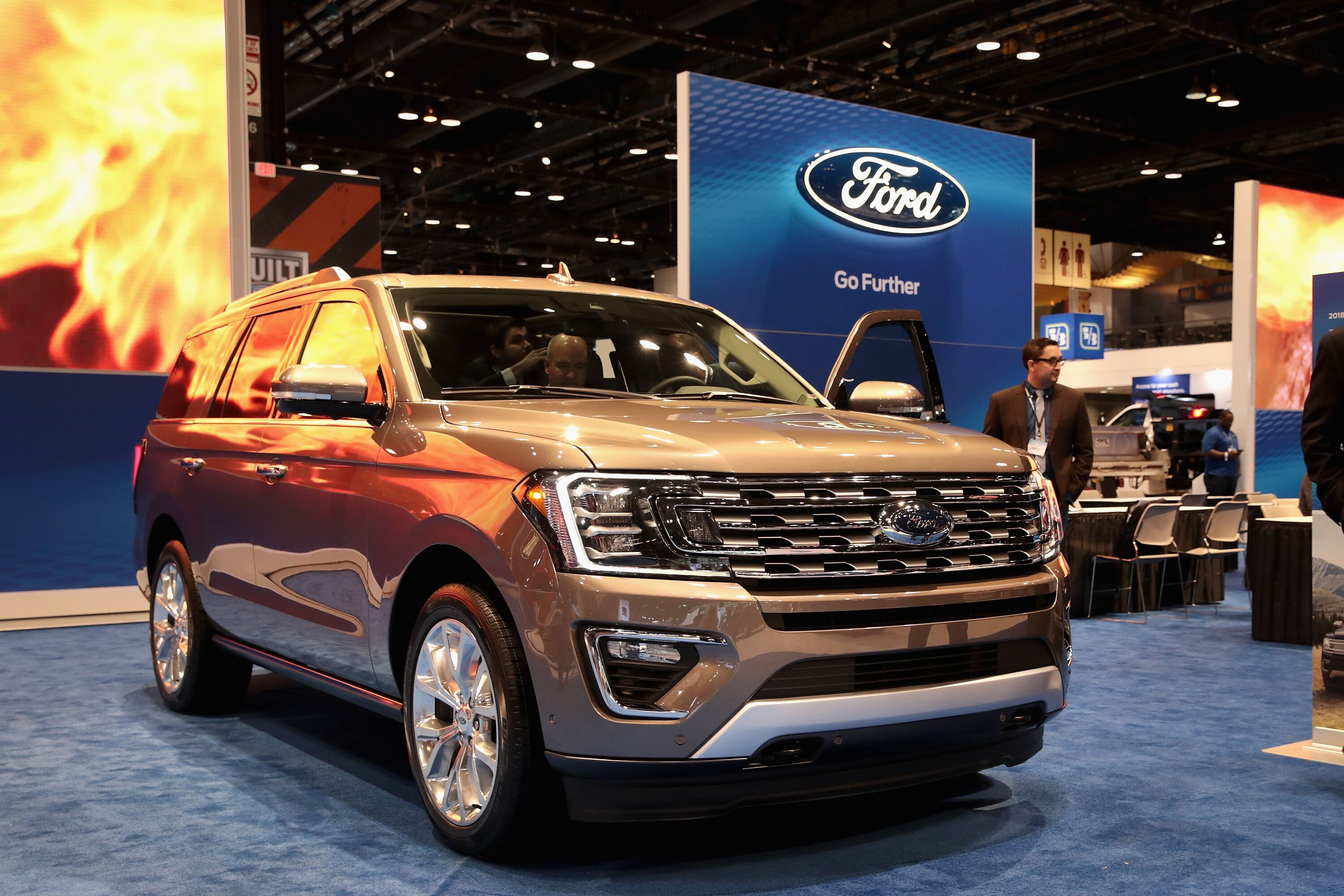 Upcoming North American Auto Show Schedule For February - Car show chicago 2018