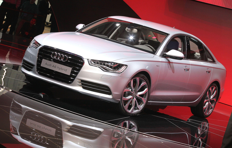 Audi Reveals 2019 A6 Sedan Art Of Gears