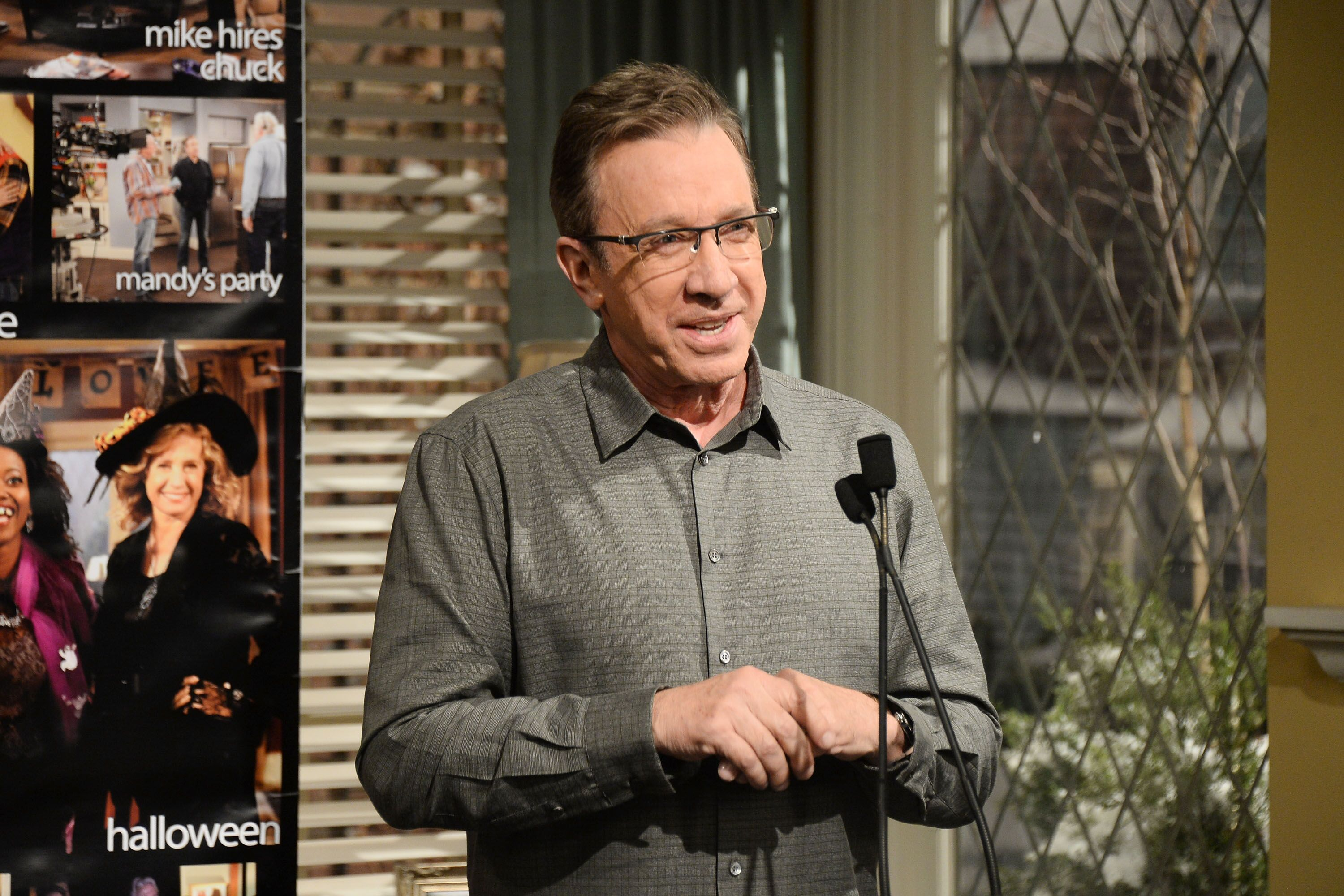 tim allen gives fans an introduction to his new shiny ford gt