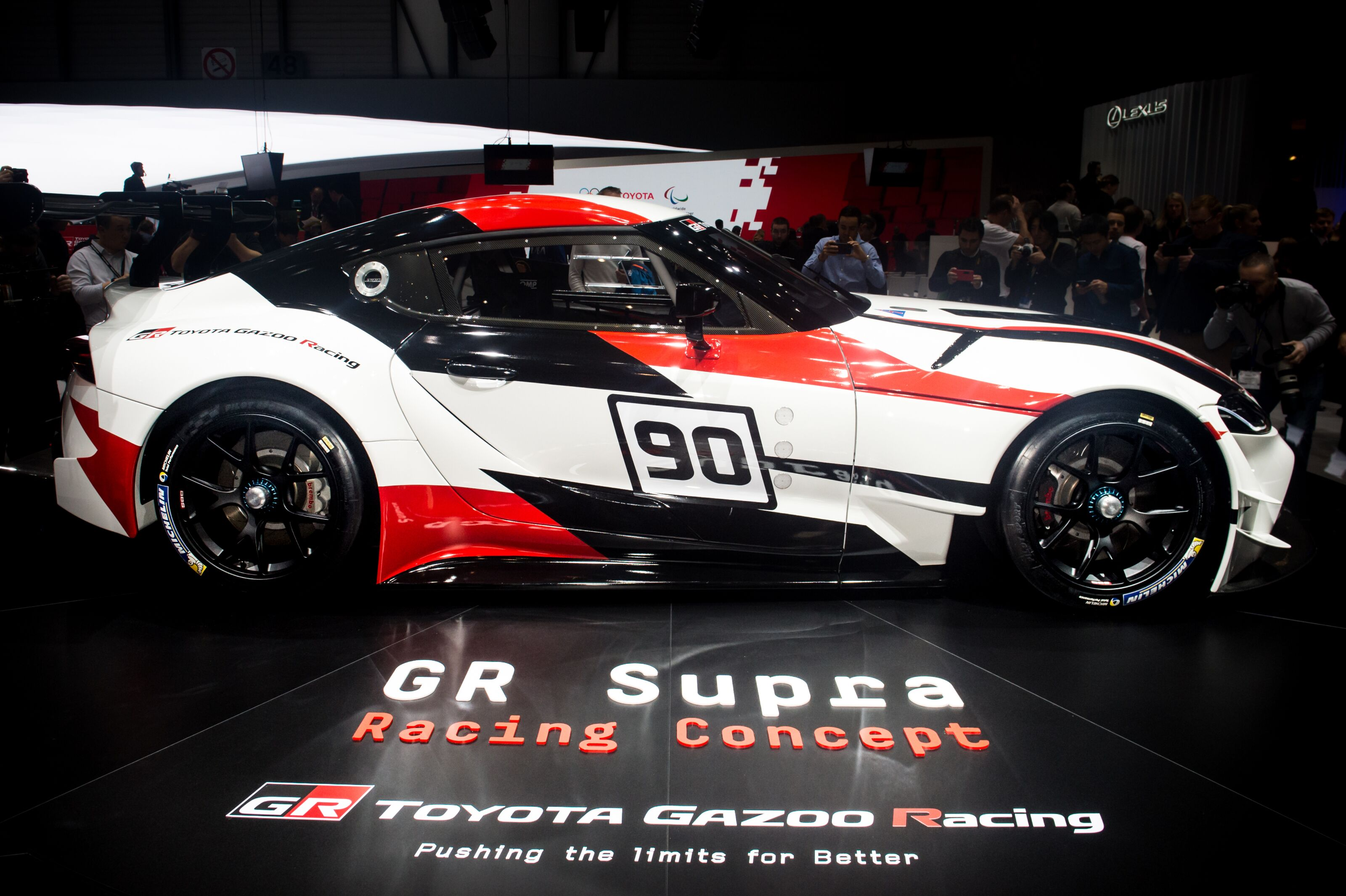 Toyota Will Auction Off First New Supra For Charity Trd Racing