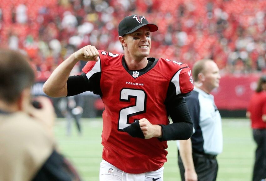 Matt Ryan named NFC offensive player of the week