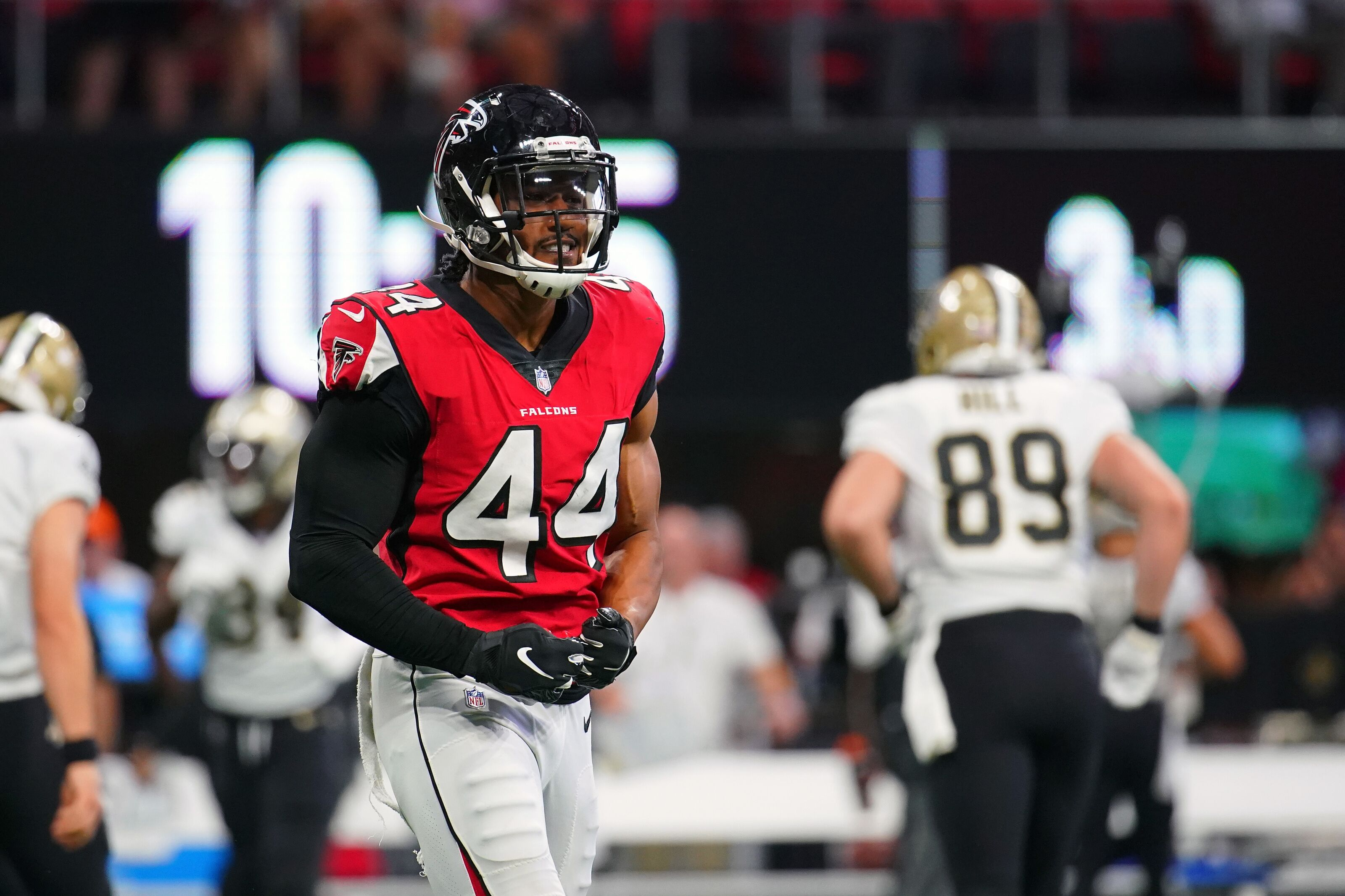 wholesale dealer abc2a 89cf4 Atlanta Falcons: What to Expect From Vic Beasley in 2019