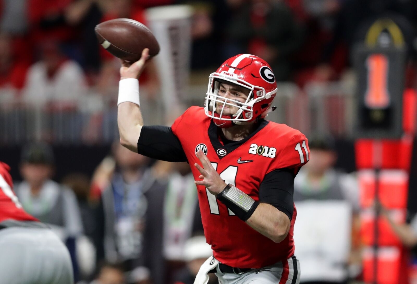Georgia Bulldogs Facing First Test in Prime Time Against Notre Dame