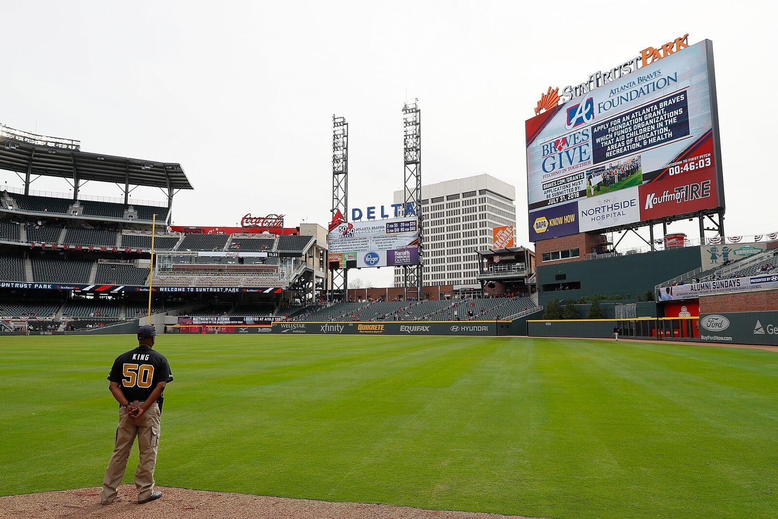buy online b4a8e 29fa5 Atlanta Braves: STP Stumbles Raise Warning Flags