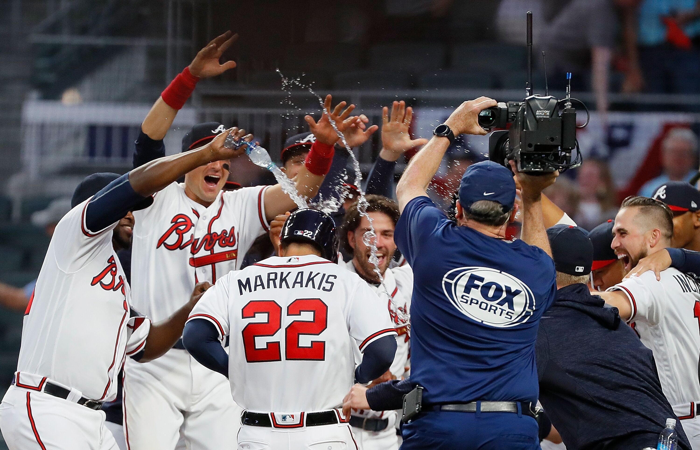 Atlanta Braves Top Five Players so Far in 2018