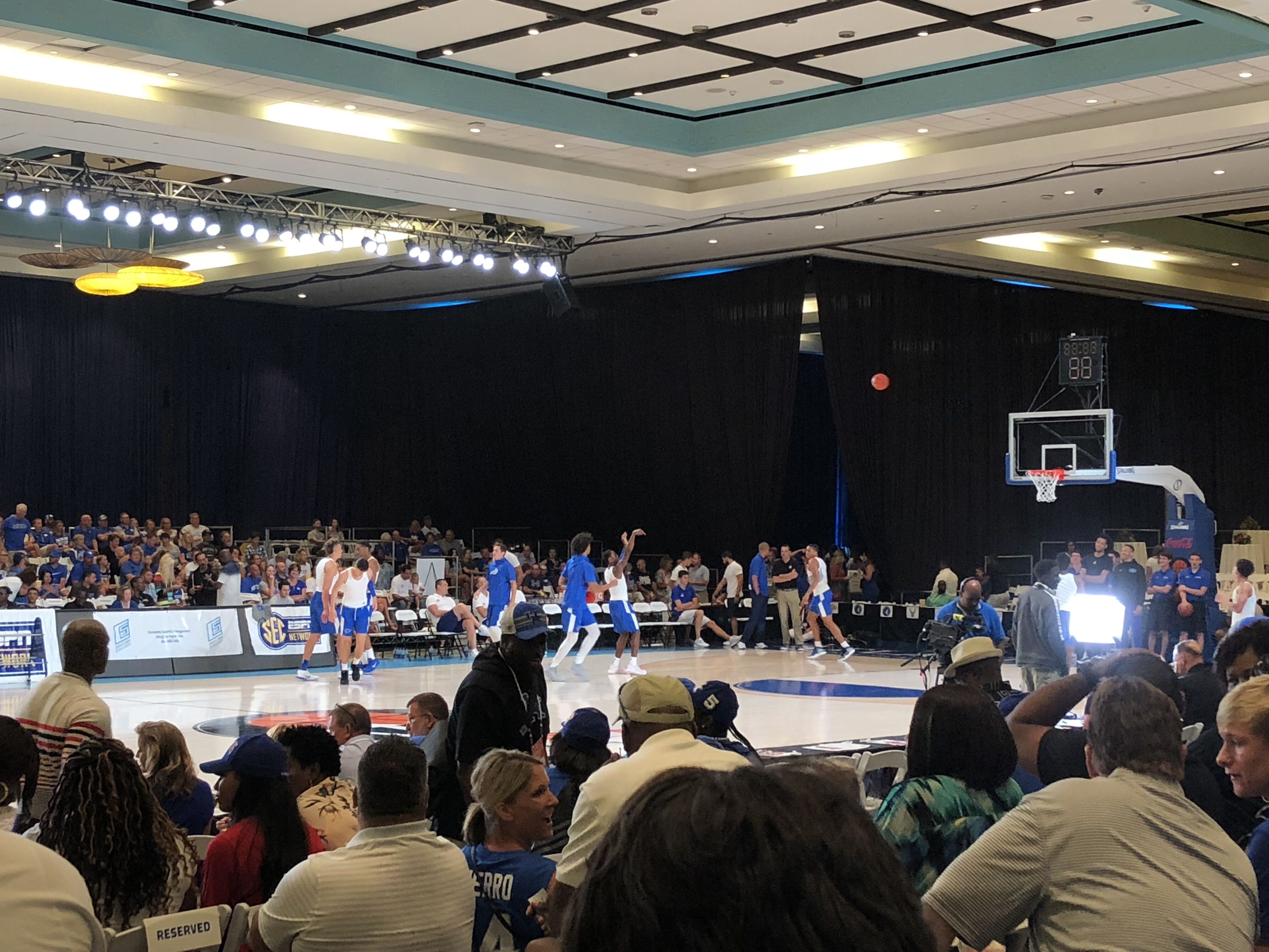 Oregon Basketball Set to Compete In the Battle 4 Atlantis In
