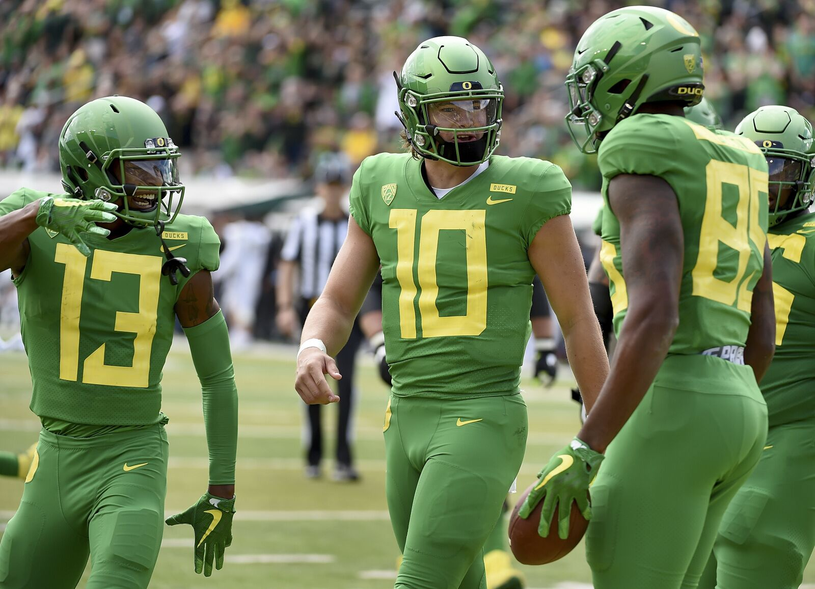 2019 Oregon Football: Spring Game Rosters Set