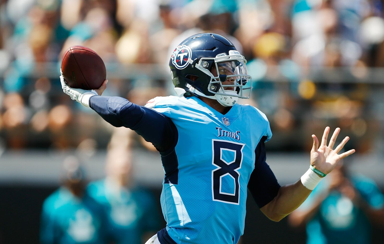 Tennessee Titans Committed To Marcus Mariota For The Long Term