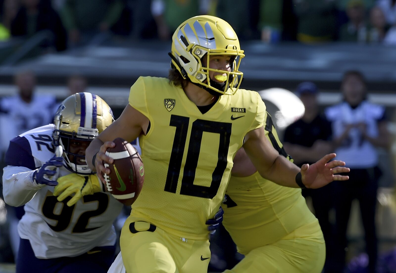 Oregon Football Spring Game Will Answer All Of Our Burning Questions