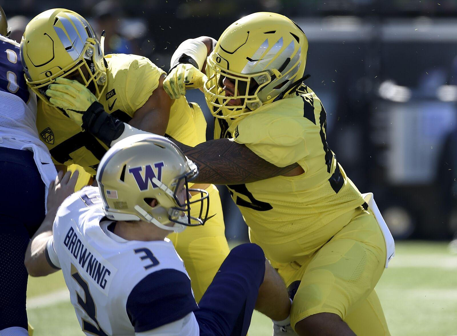 a5d15cb23 College Football Matrix  Oregon Football Offensive Efficiency Is Lacking