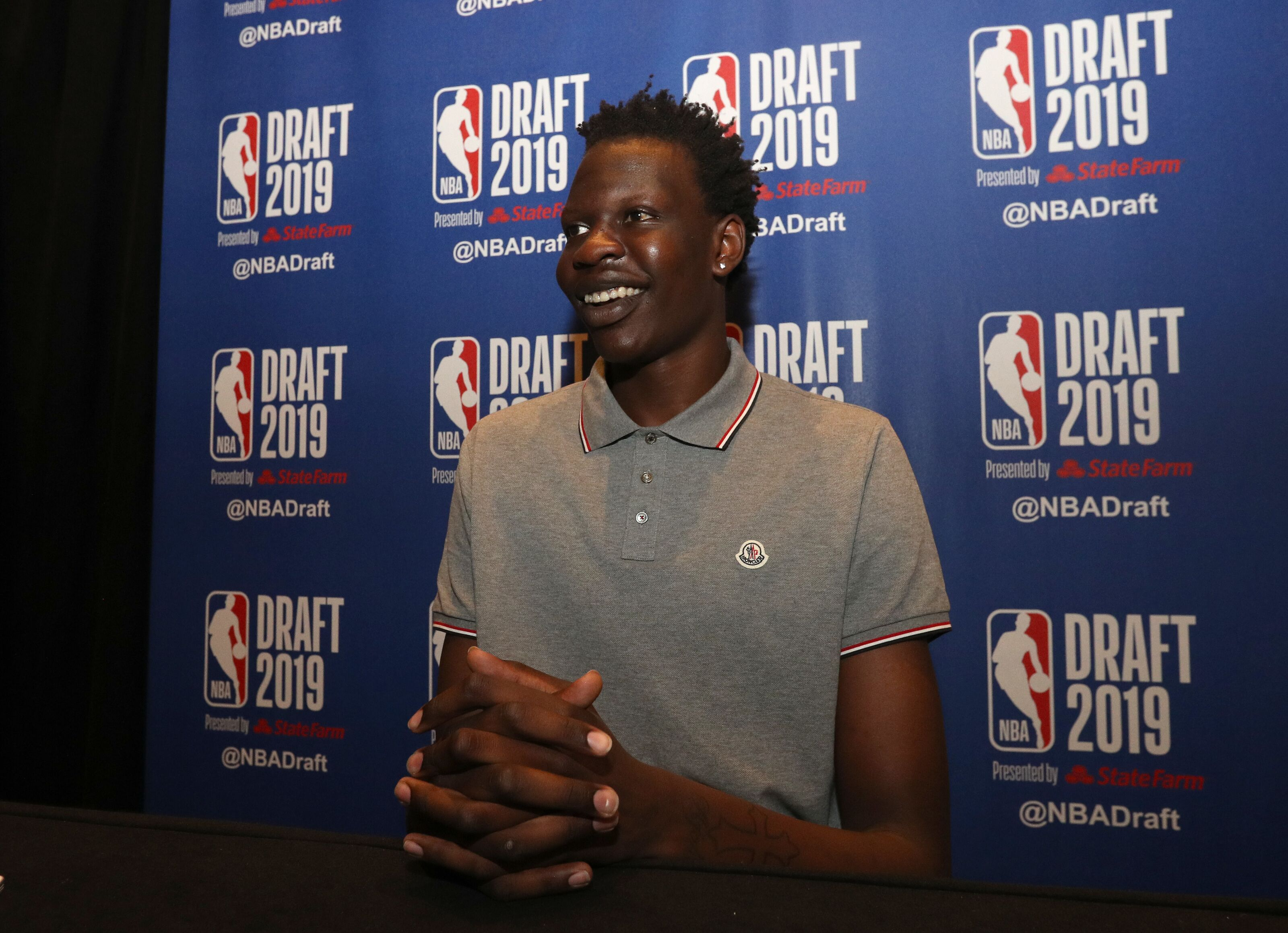 2019 NBA Draft: Bol Bol Lands With Denver, Two Ducks Go Undrafted