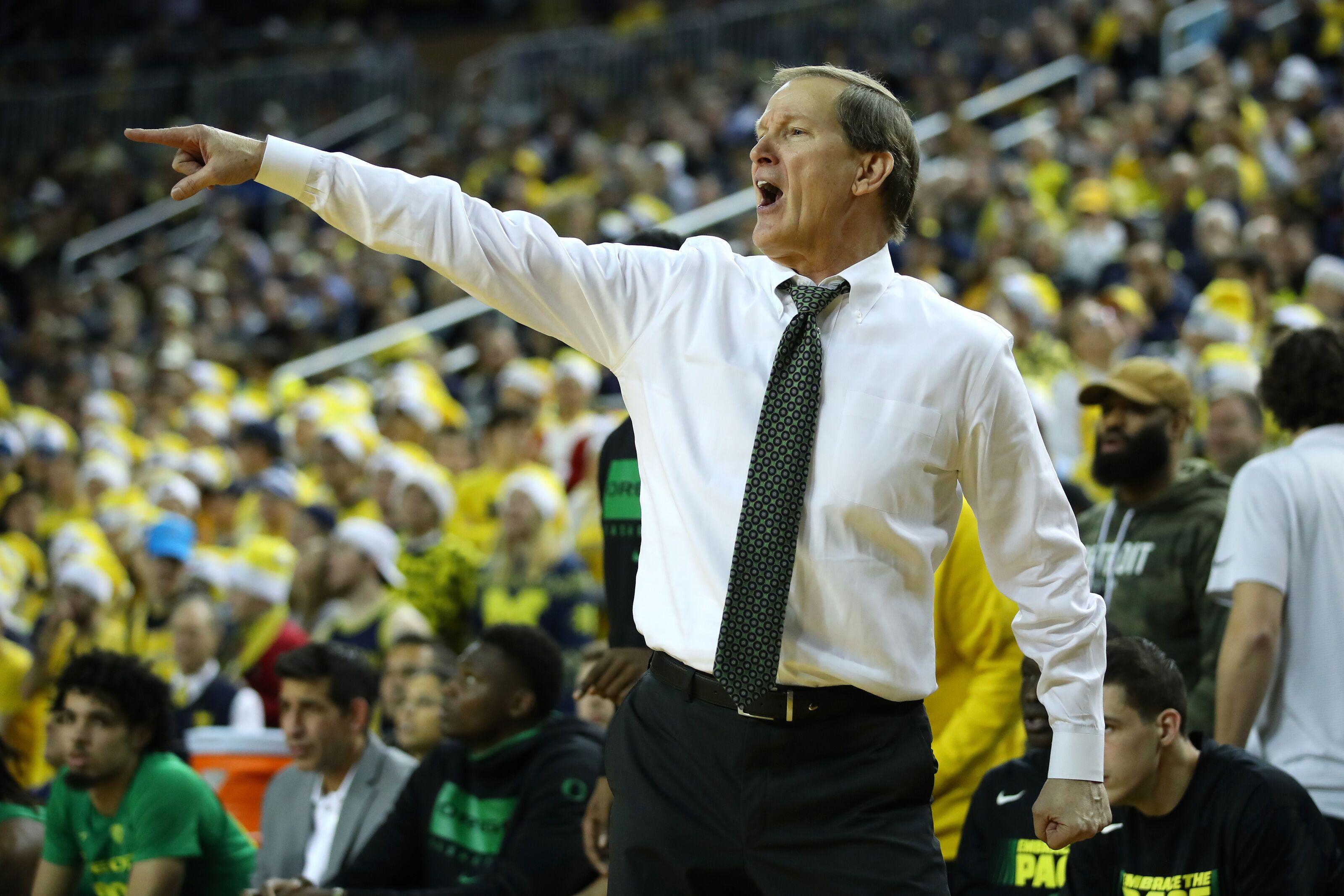 Oregon Basketball: Comeback Falls Short in Loss To Washington State