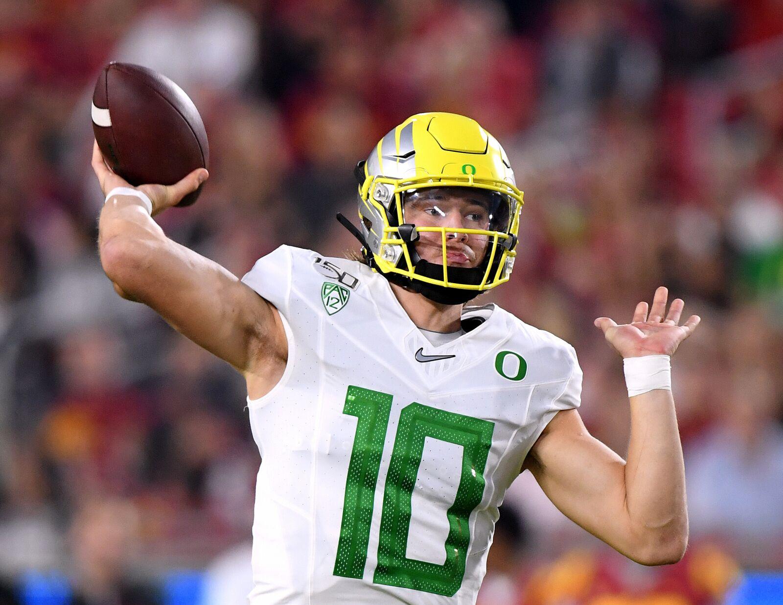 Oregon Football: Ducks Need to Make Playoff Statement - Autzen Zoo