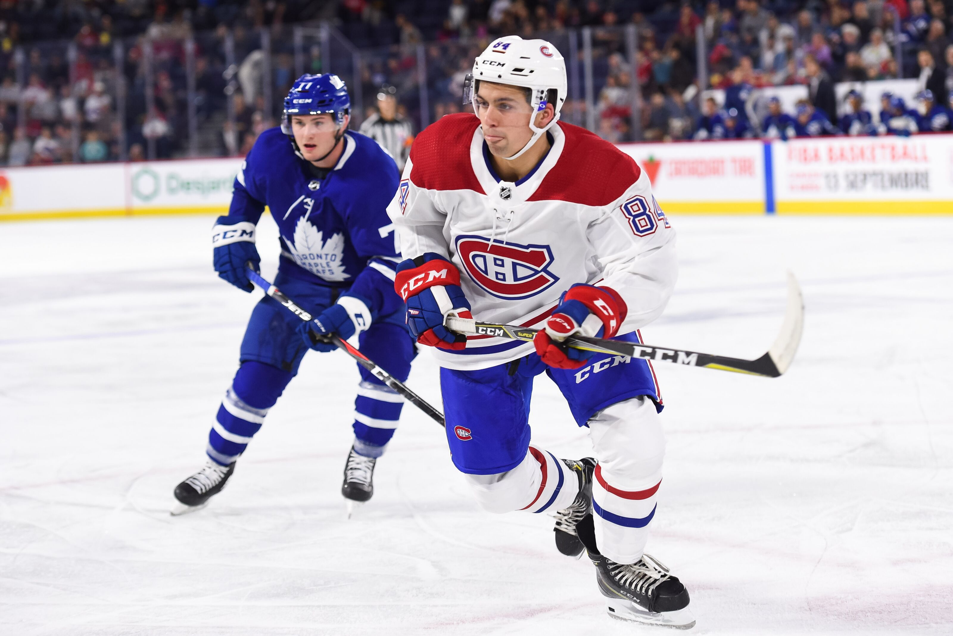Montreal Canadiens Prospect Cole Fonstad Off To Terrific Start With New Team