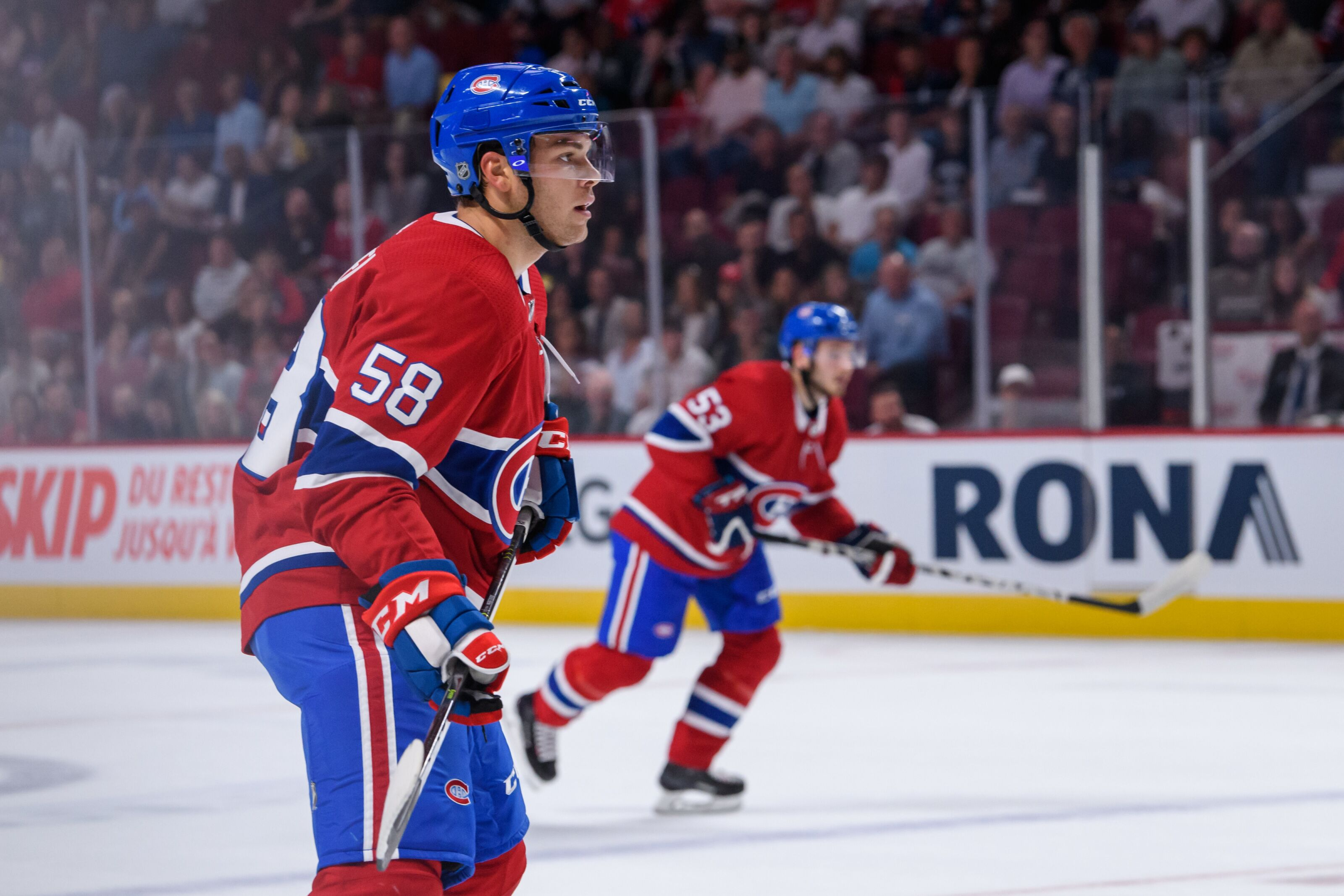 Montreal Canadiens  The Noah Juulsen - Victor Mete experiment could pay off 3a72e1bba