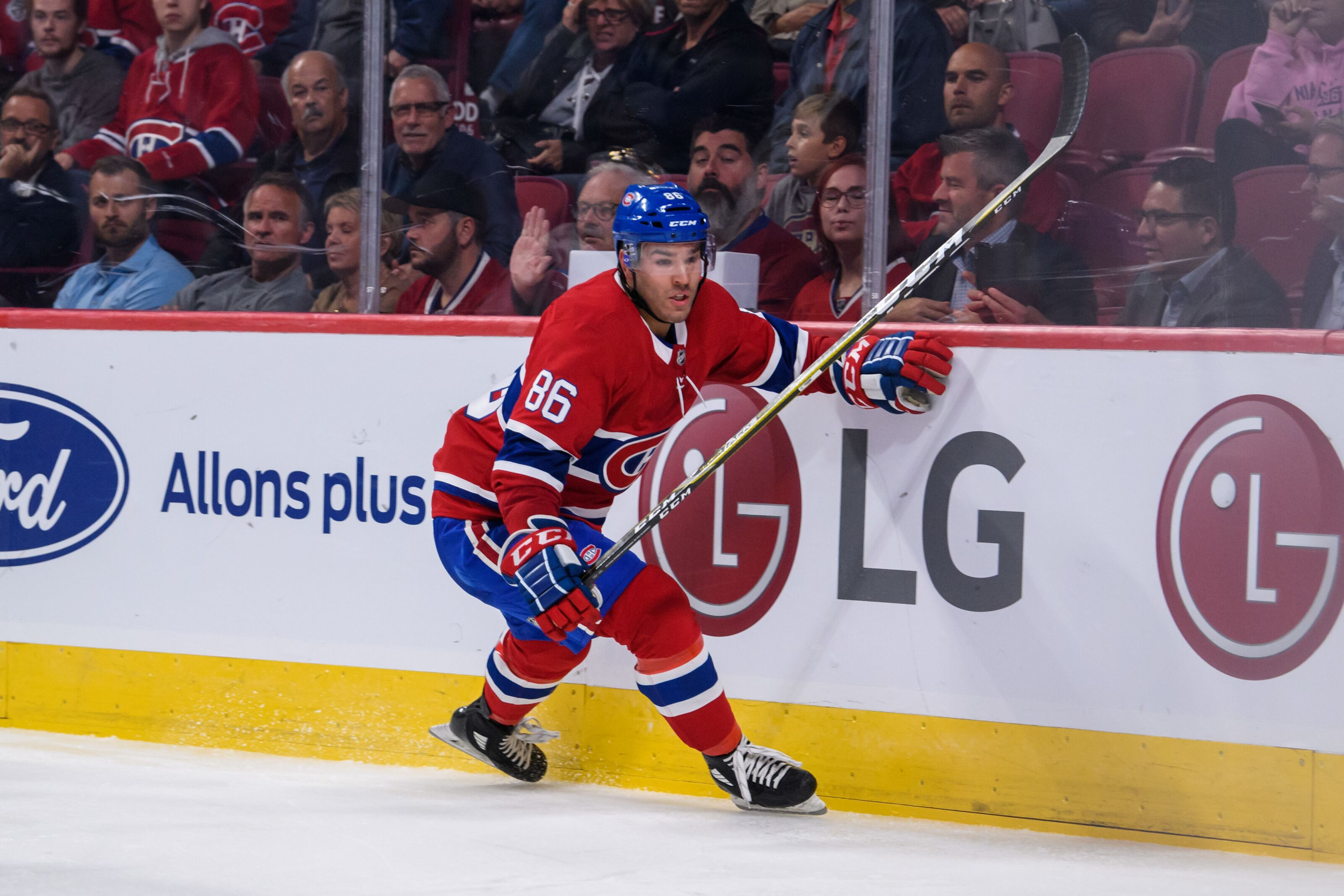 Montreal Canadiens Jou00ebl Teasdale advances to the Memorial Cup Final