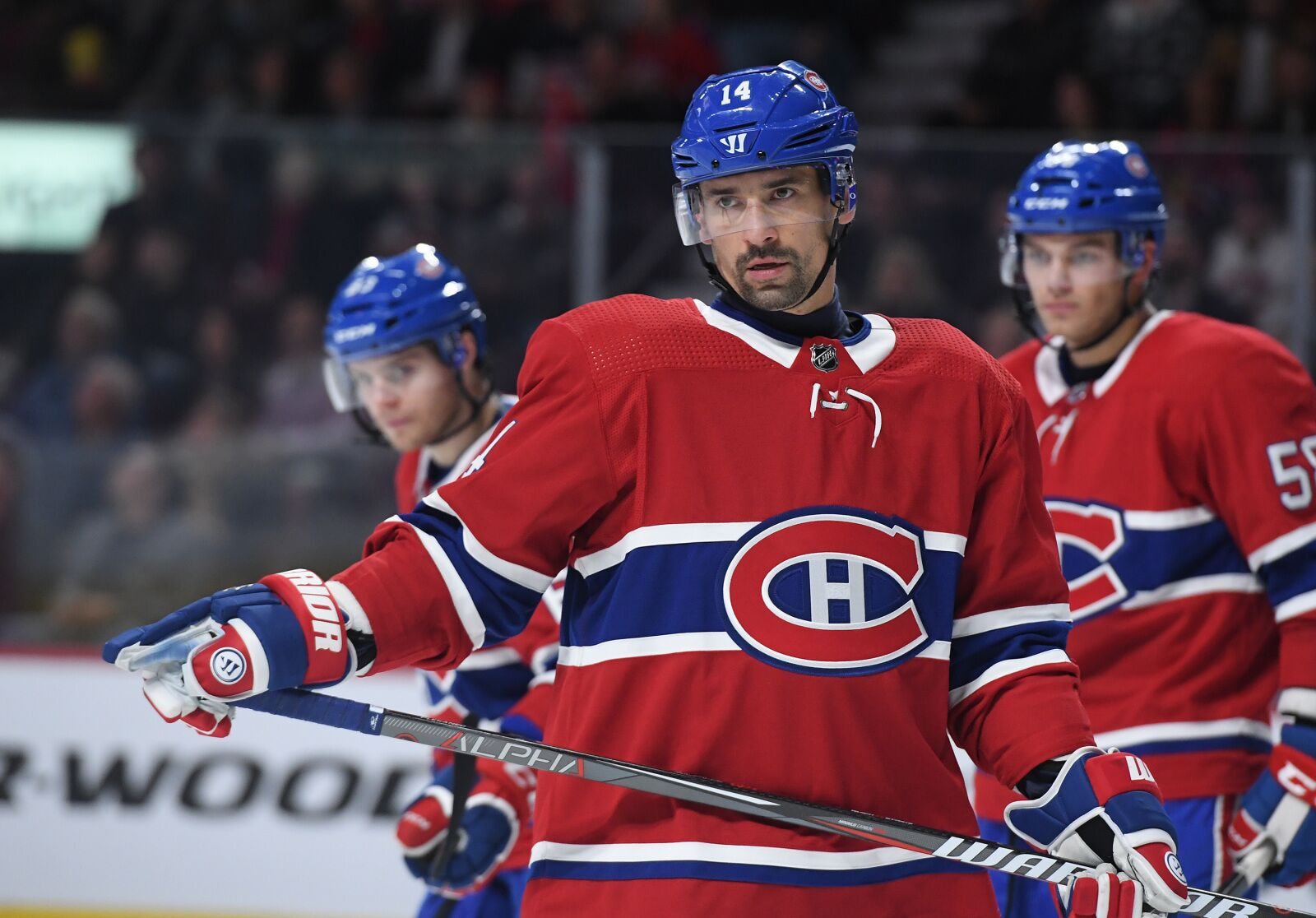 Montreal Canadiens: Tomas Plekanec out and Andrew Shaw in