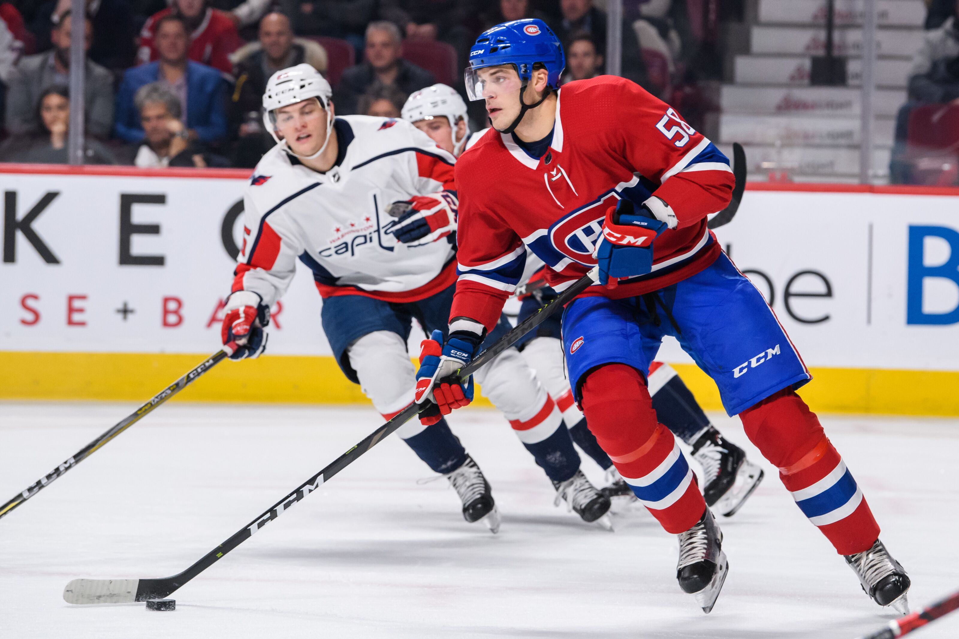 Montreal Canadiens  Who moves out for Noah Juulsen  afb9c983b