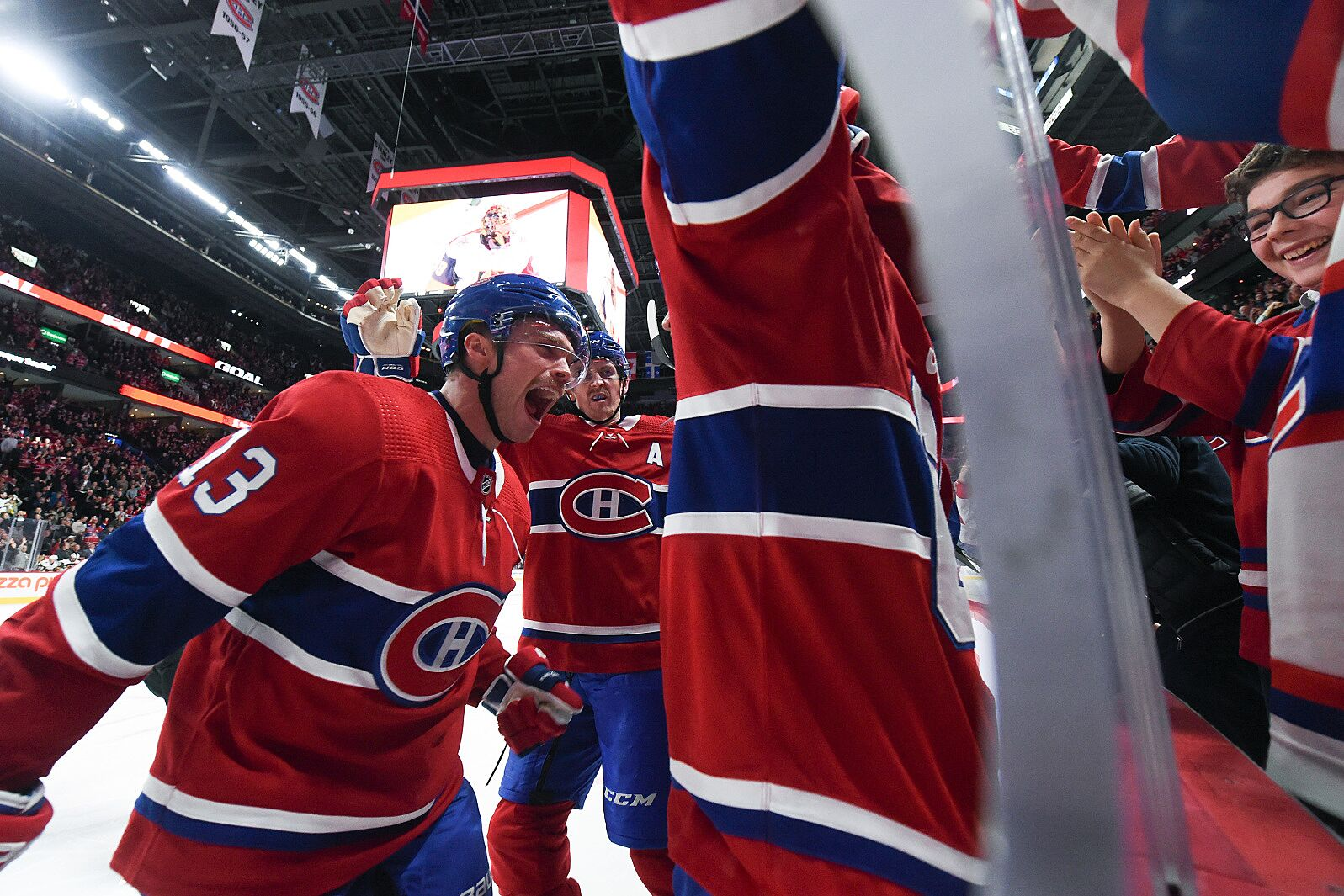 83fa5165a08 Montreal Canadiens: The magic behind Max Domi's goal scoring