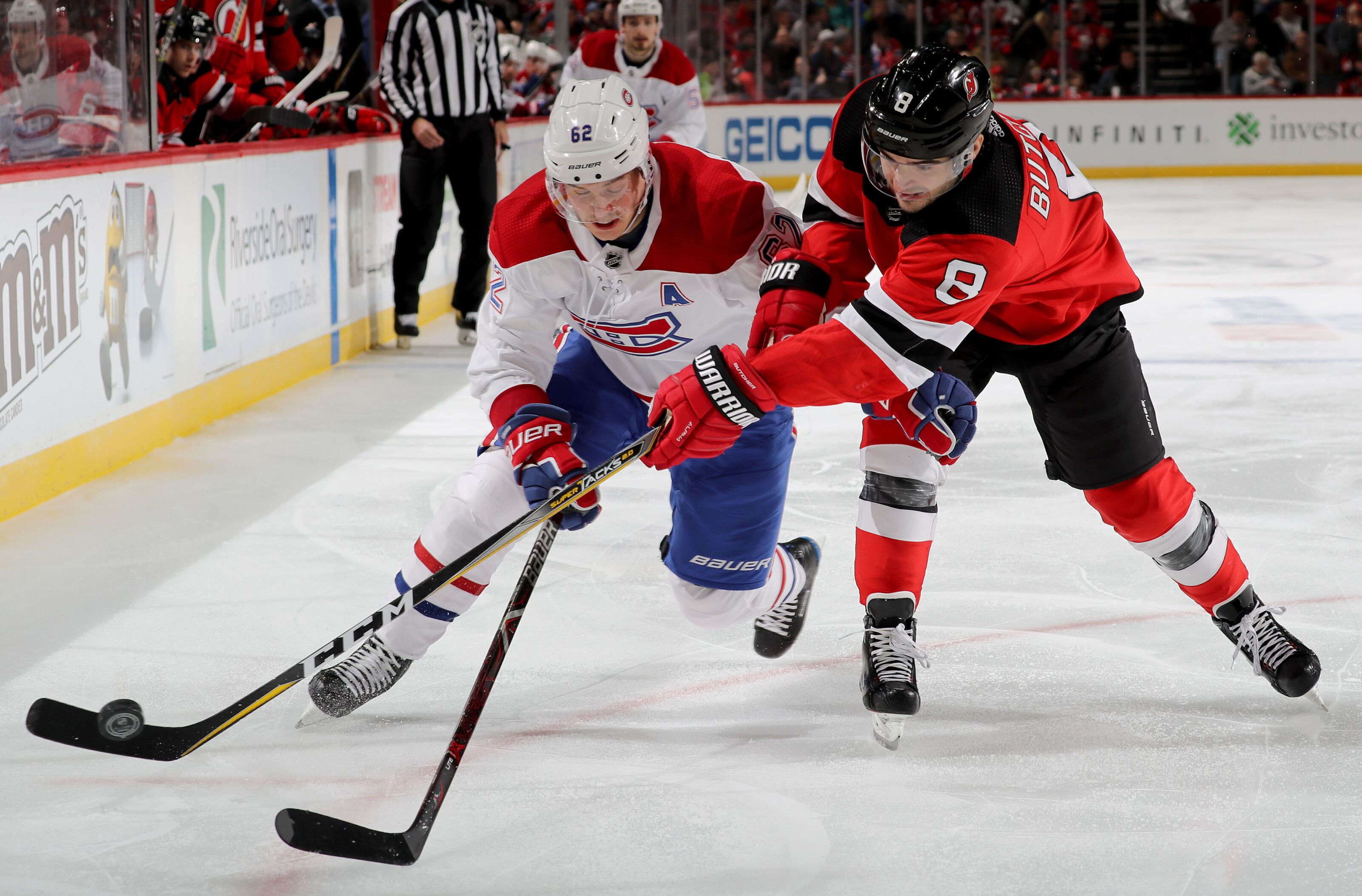 Montreal Canadiens  Few dealings but still a date with the Devils 3732de877