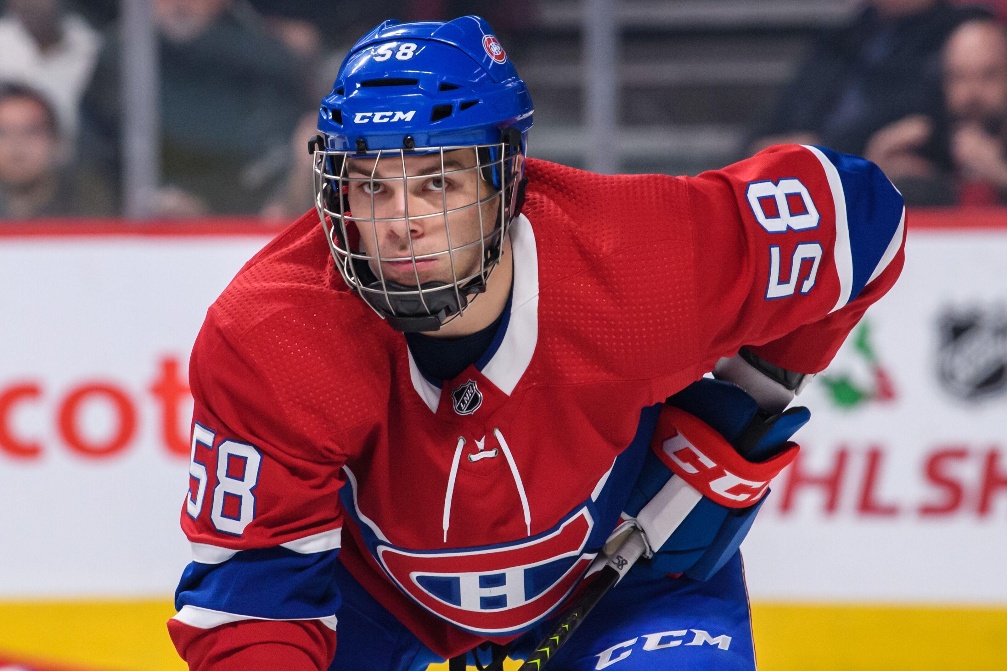 Montreal Canadiens: Is Noah Juulsen Injury Leading To Interest In Julius Honka?