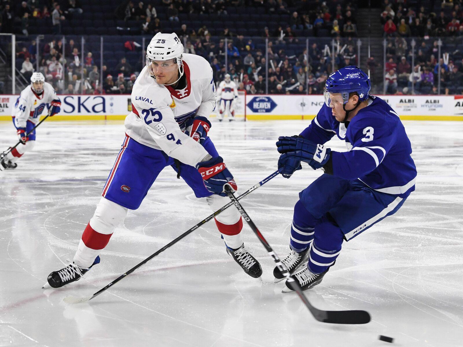 Montreal Canadiens Michael McCarron Heading Into Make Or Break Season