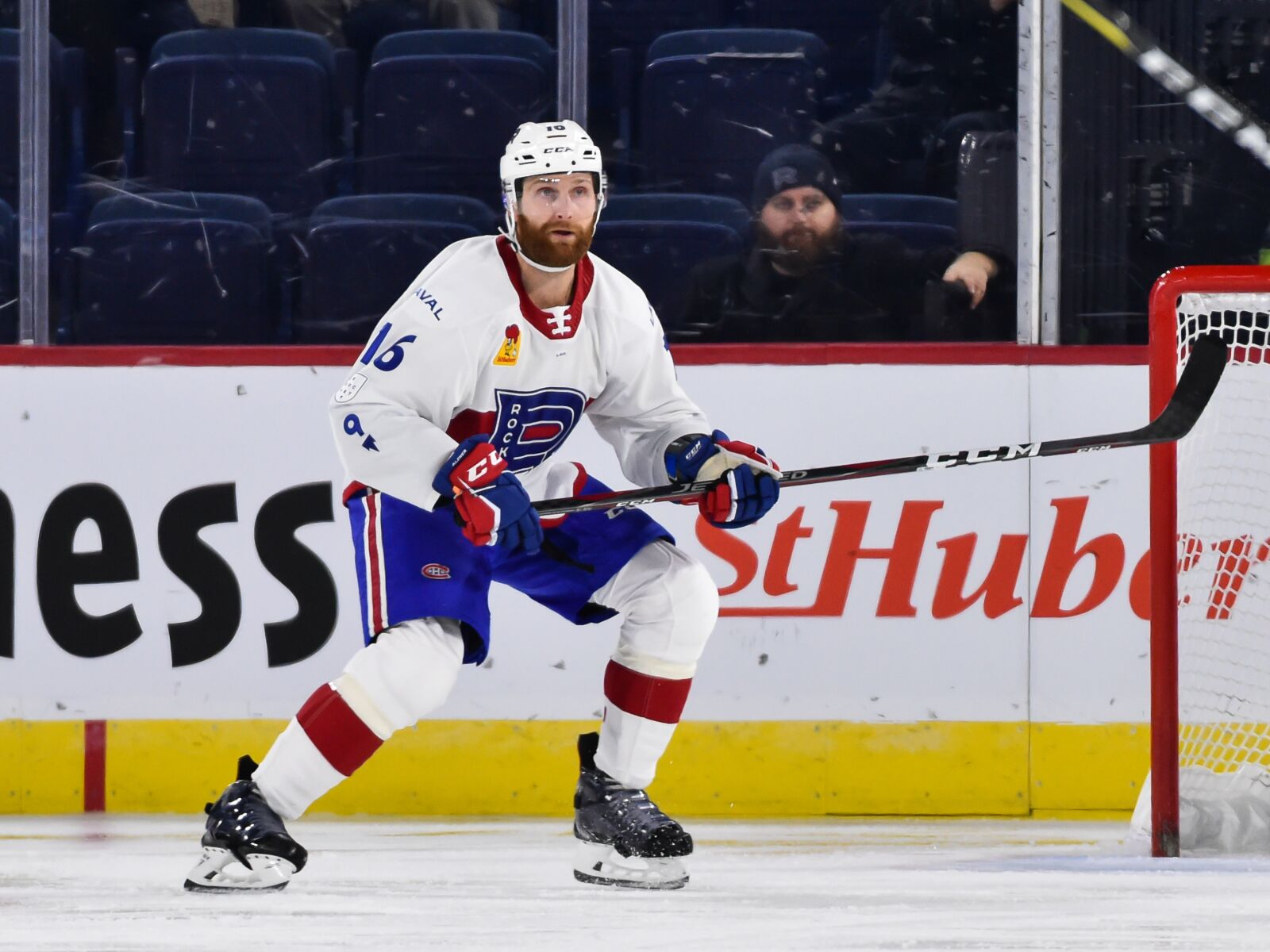 Karl Alzner is back up with the Montreal Canadiens