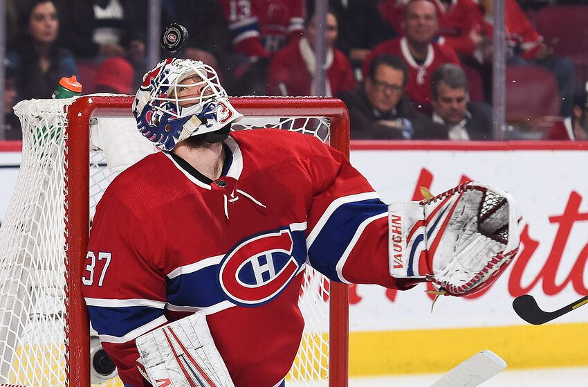 Antti Niemi Is Making The Case For Another Deal With Montreal Canadiens