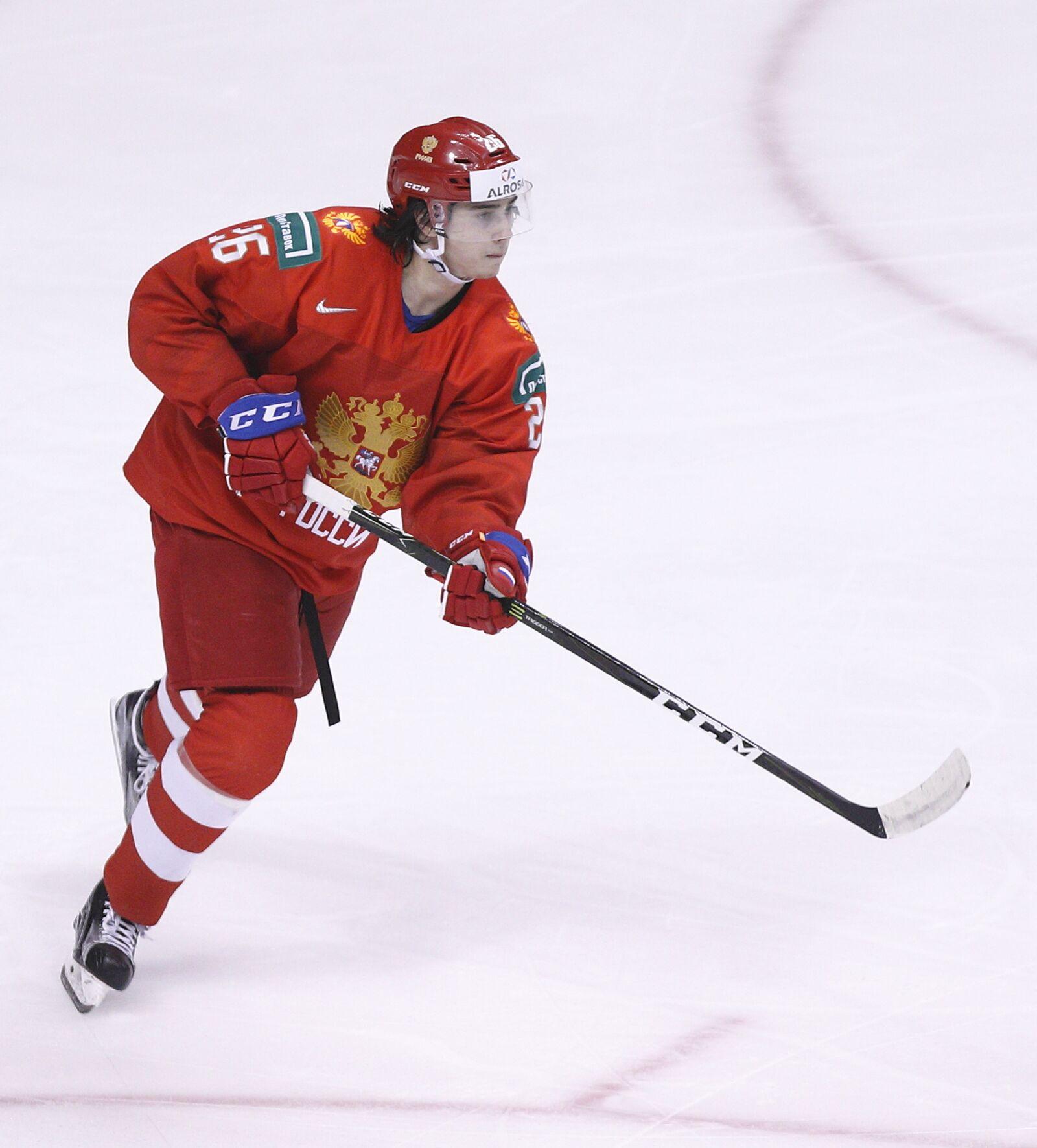 Montreal Canadiens: Will Alexander Romanov Choose NHL Next Season?