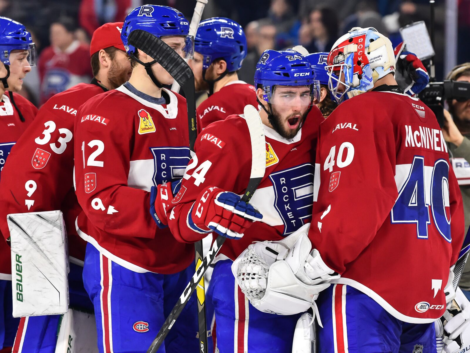 Montreal Canadiens Rocket Fire  What to look for the rest of the season 128f17293