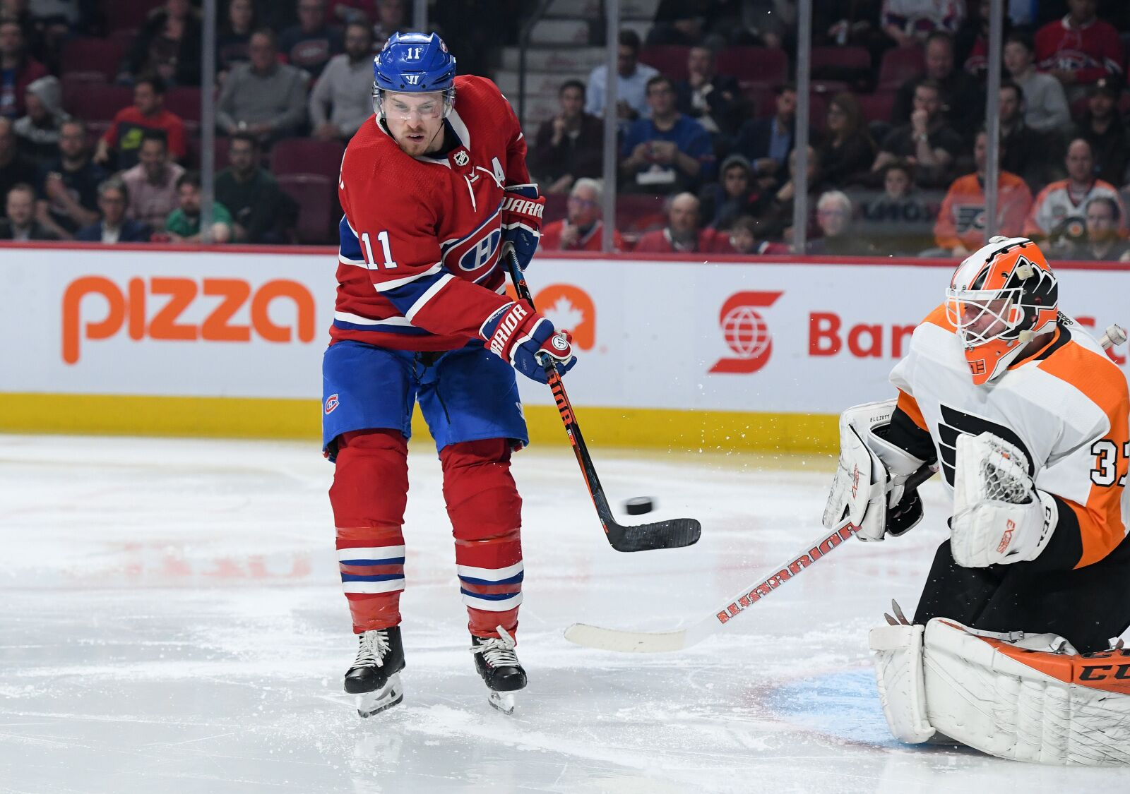 Montreal Canadiens Another 30-goal Brendan Gallagher season is in reach